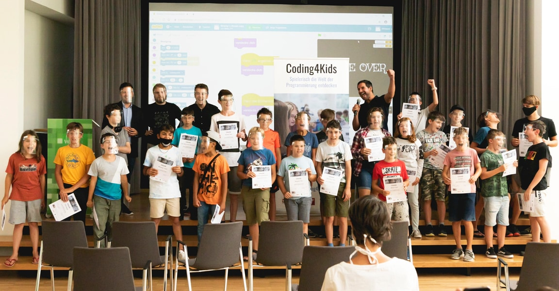 Coding4Kids 2020 - Group